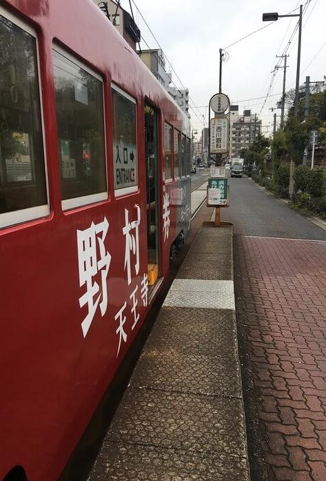 阪堺電気軌道「住吉鳥居前」駅