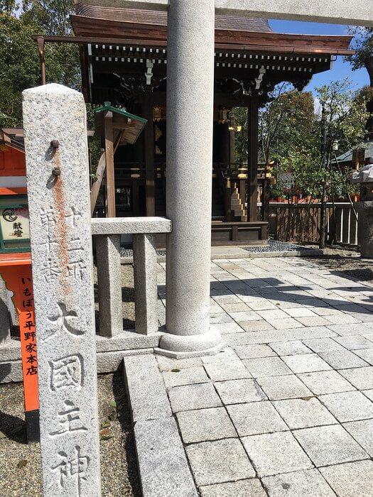 大国主命社(八坂神社)