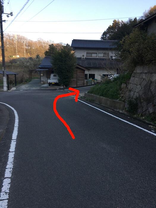 道順⑥(養兎神社)
